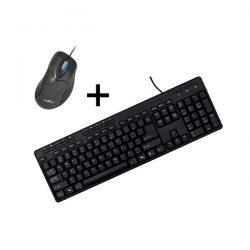 PC Dépôt Liquidation - Clavier & Souris USB avec fil usagés