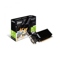 PC Dépôt Liquidation - MSI GeForce GT 710 2GD3H LP