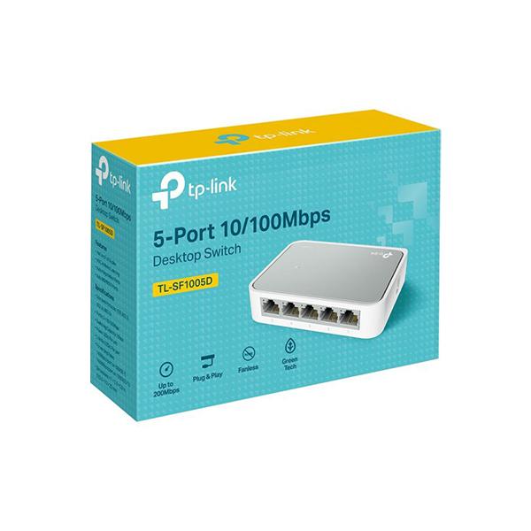 PC Dépôt Liquidation - Switch de bureau 5 ports